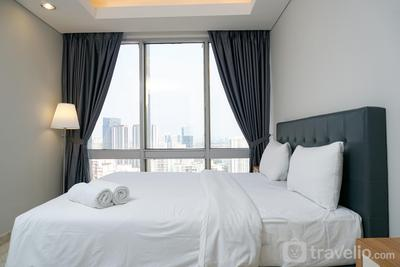 Luxury 2BR at The Empyreal Condominium Epicentrum Apartment By Travelio