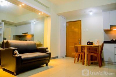 Gading Greenhill 2BR Apartment near Singapore International School By Travelio
