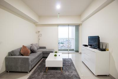 2 BR Best In Kelapa Gading (Sherwood) Apartment By Travelio