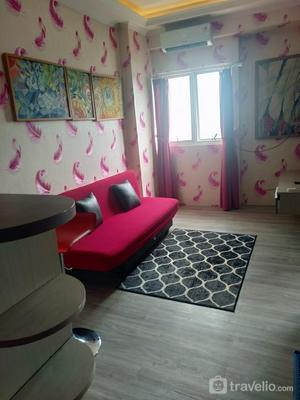 2BR City View E12-27 @ The Suites Metro by Ayu