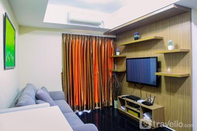 Modern 2BR at The Wave Epicentrum Apartment near Kuningan By Travelio