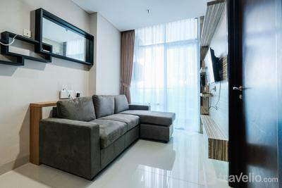 1BR Apartment  Brooklyn Alam Sutera near IKEA By Travelio
