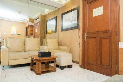 Elegant 2BR Apartment at Grand Setiabudi By Travelio