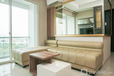 Well Appointed 2BR at CitraLake Suites Apartment By Travelio