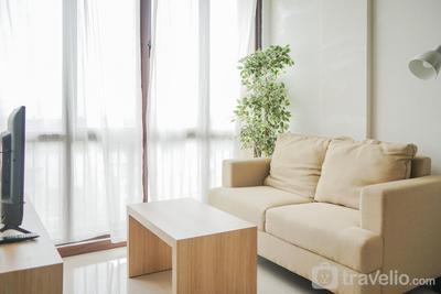 Cozy 1BR Asatti Apartment By Travelio