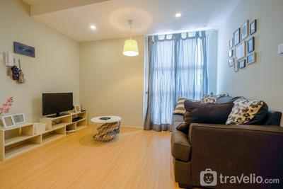 Modern and Beautiful 2BR at Pasar Baru Mansion Apartment By Travelio