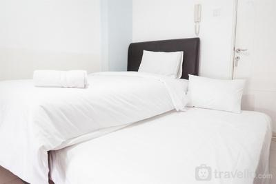 Basic Studio Green Palace Kalibata City Apartment By Travelio