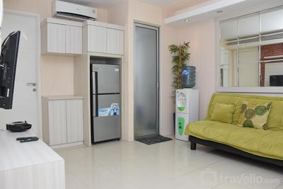 Homey and Comfy 3BR at Bassura City Apartment By Travelio