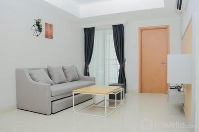 Best Choice 1BR Apartment The Mansion Kemayoran By Travelio
