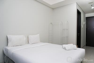 Best Studio Puri Mansion Apartment By Travelio