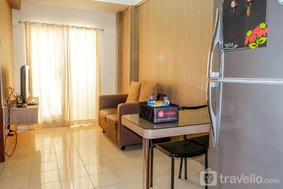 2BR Puri Park View Apartment with Balcony By Travelio