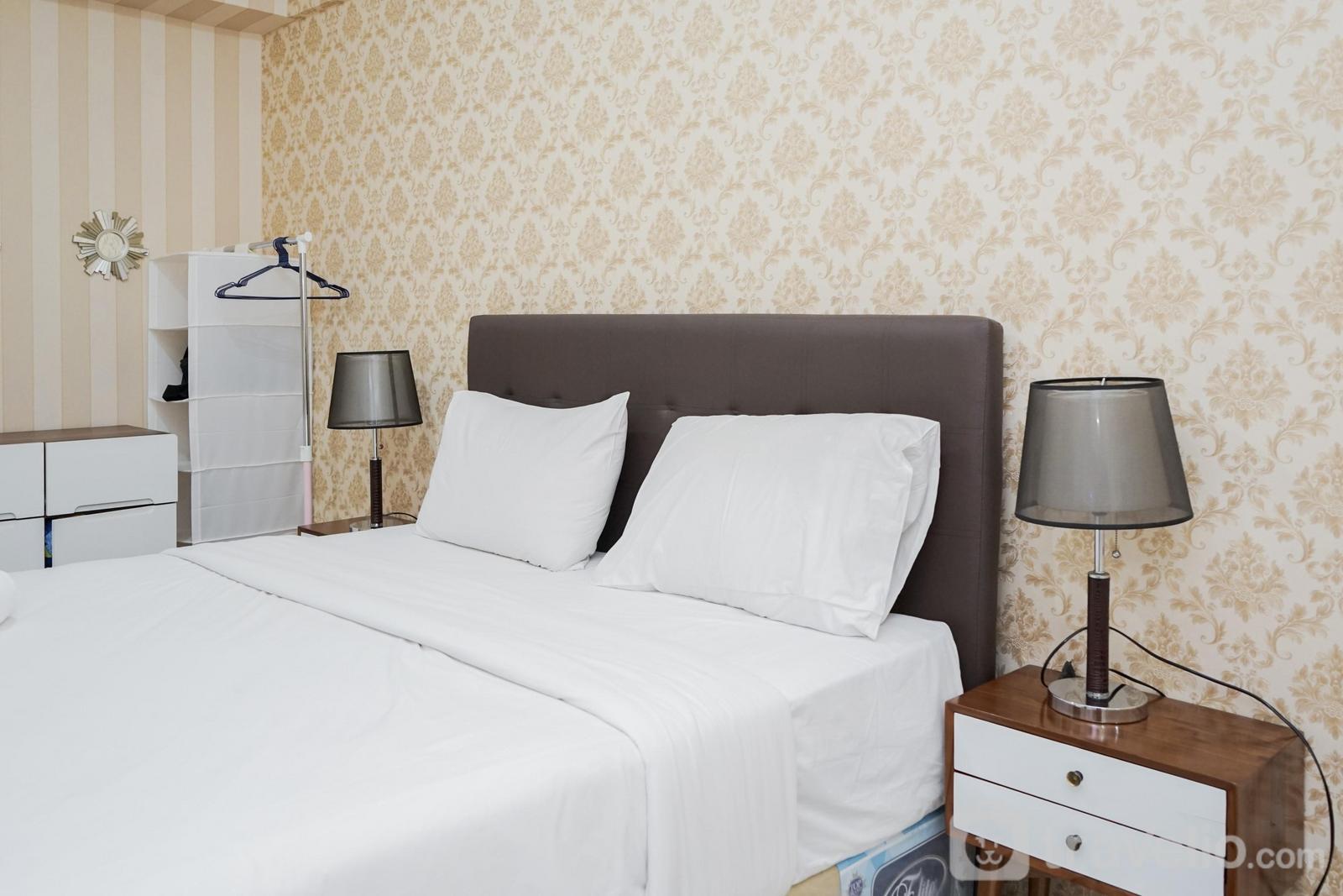 Apartemen Bintaro Park View - Minimalist Studio Room at Bintaro Park View Apartment By Travelio