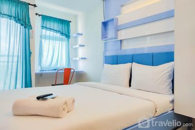 Comfortable Studio Room at Vida View Makassar Apartment By Travelio