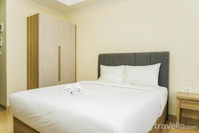 Pleasant Studio Room @ Menteng Park Apartment By Travelio