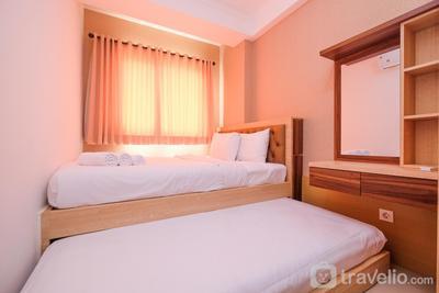 1BR Apartment for 3 Pax at Signature Park Grande By Travelio