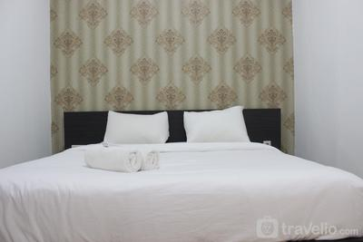 Deluxe & Comfy 2BR at Braga City Walk Apartment By Travelio