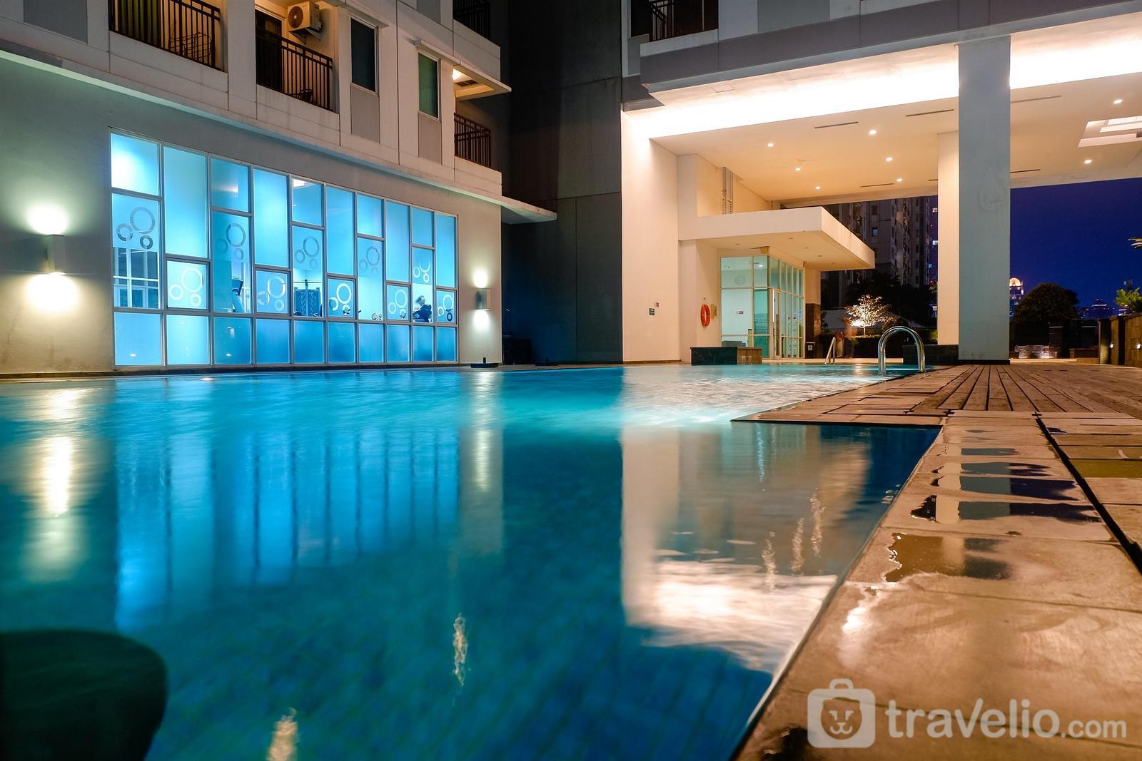 Apartemen Thamrin Executive - Strategic and Best Choice Studio Apartment Thamrin Executive By Travelio
