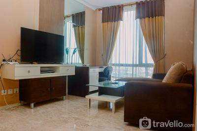 Strategic Location 2BR Apartment at FX Residence By Travelio