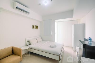 Cozy Studio at Silk Town Apartment Tower Alexandria By Travelio