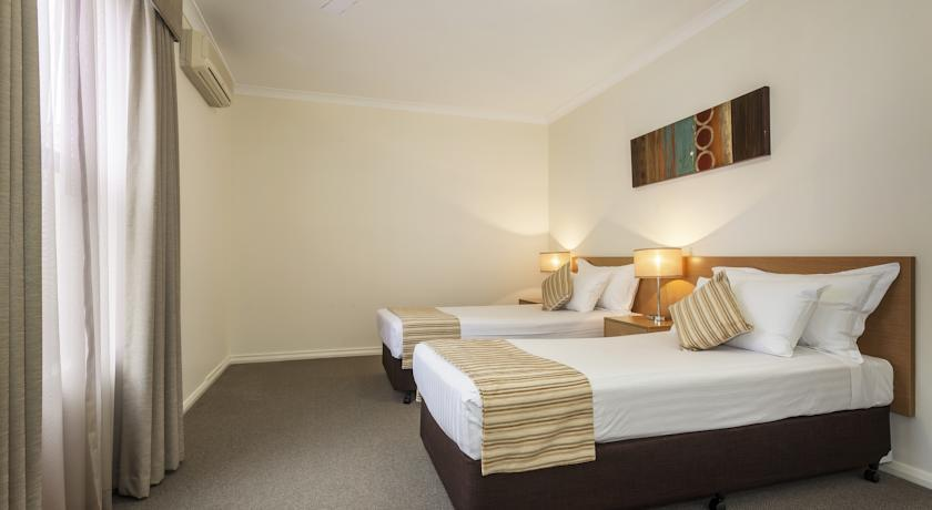 Quest On James Serviced Apartments