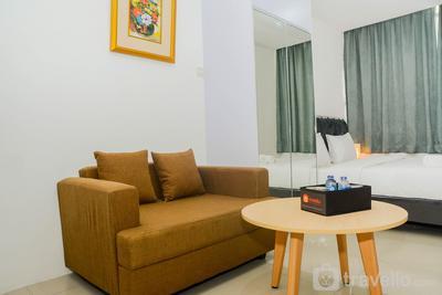 Beautiful Studio at Pasar Baru Mansion Apartment By Travelio