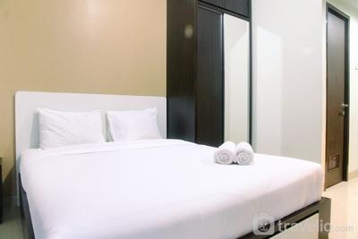 Town View Studio Apartment @ Grand Dhika City By Travelio