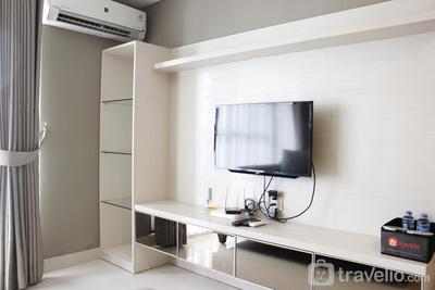 Cozy 2BR Apartment at Tamansari Tera Residence By Travelio