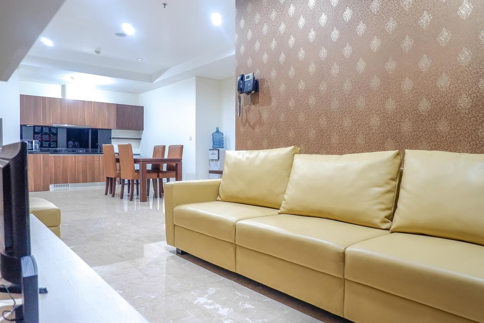Lavenue Apartemen Pancoran - Affordable 2BR At L'Avenue Apartment By Travelio
