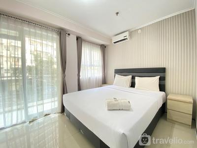Scenic & Stylish 1BR at Gateway Pasteur Apartment By Travelio