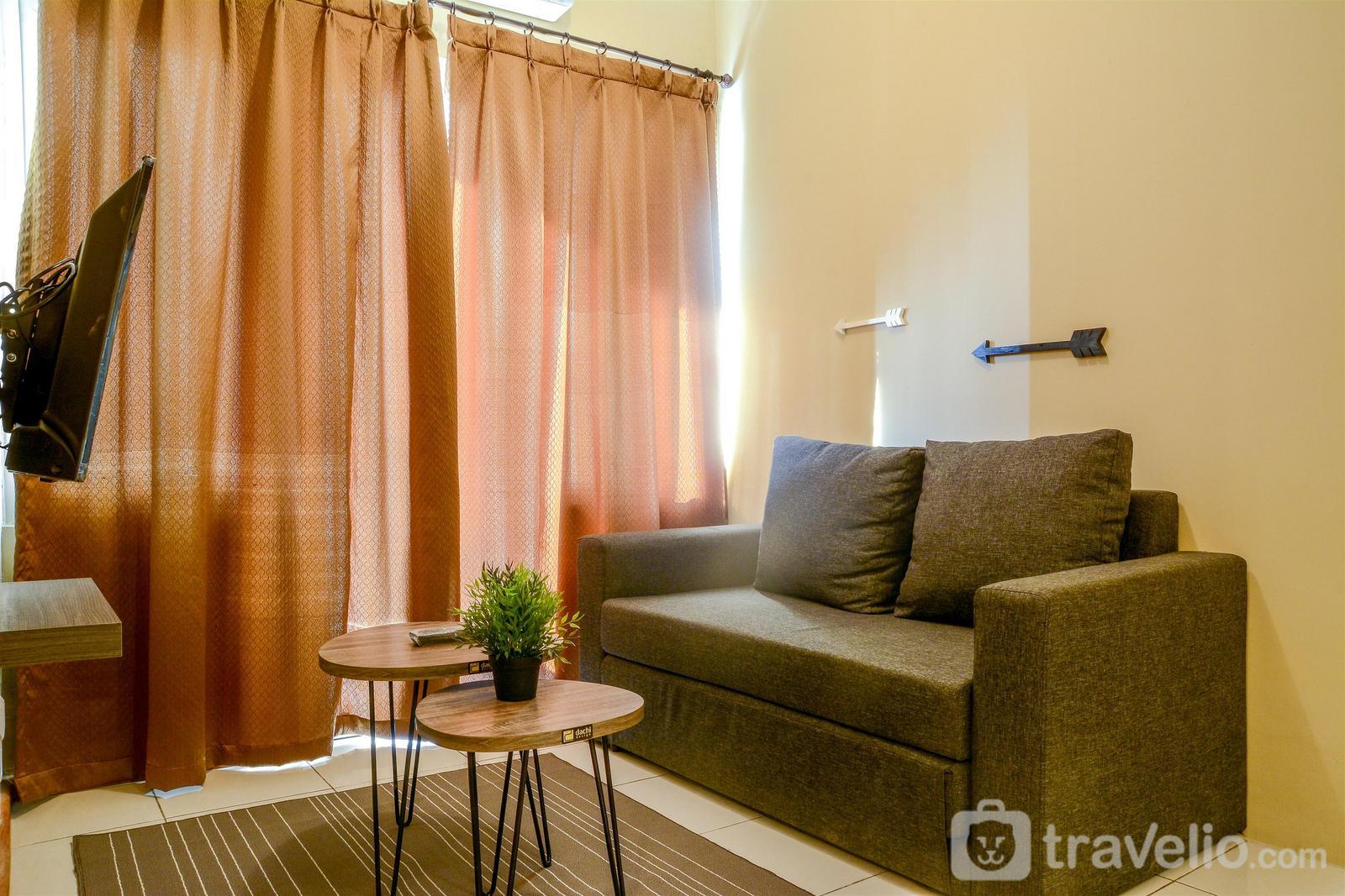 Apartemen Grand Palace Kemayoran - Best 3BR Apartment Grand Palace Kemayoran with Sofabed By Travelio