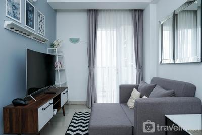 Stunning 2BR at Signature Park Grande Apartment By Travelio