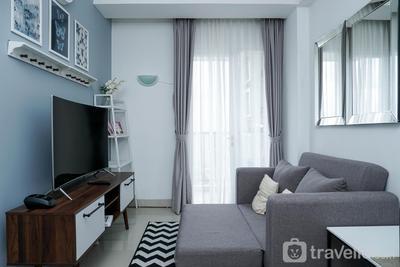 Stunning 2BR at Signature Park Grande Apartment By Travelio