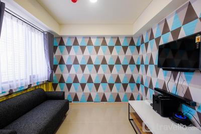 Brand New 2BR Meikarta Apartment By Travelio