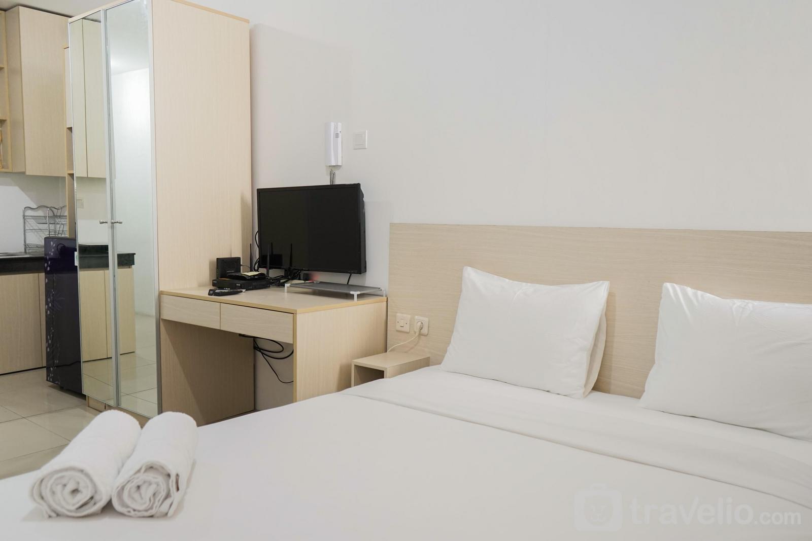 Pasar Baru Mansion - Elegant Studio Apartment at Pasar Baru Mansion By Travelio