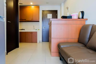 Clean 1BR Saveria Apartment By Travelio