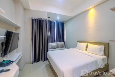 Homey and Warm Studio Apartment Oasis Cikarang By Travelio