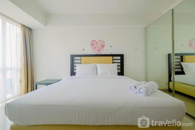 Highest Value Studio Apartment at H Residence By Travelio