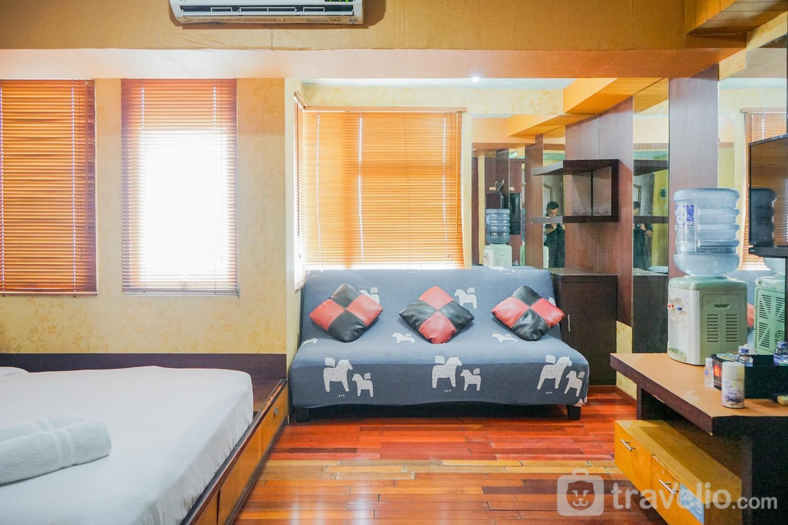 Apartemen Great Western - Simple and Minimalist Studio Apartment at Great Western Resort By Travelio