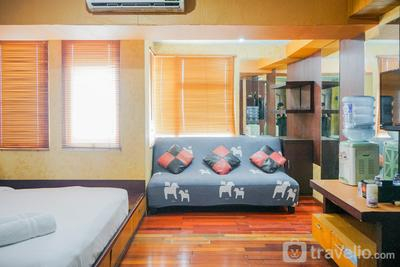 Simple and Minimalist Studio Apartment at Great Western Resort By Travelio