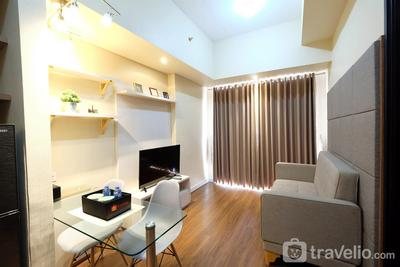 Brand New 1BR Casa De Parco Apartment By Travelio