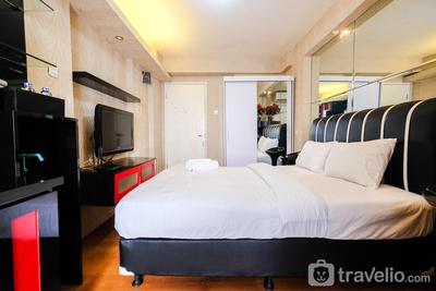 Simply Studio @ Green Palace Kalibata City Apartment By Travelio