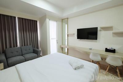 Homey Studio Menteng Park Apartment By Travelio