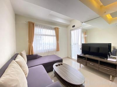 Comfy 3BR at Grand Asia Afrika Bandung Apartment By Travelio