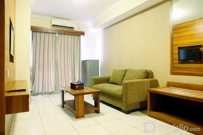 2BR Best Deal Apartment Great Western Resort By Travelio