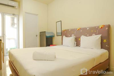 Great Choice Studio Green Pramuka Apartment By Travelio