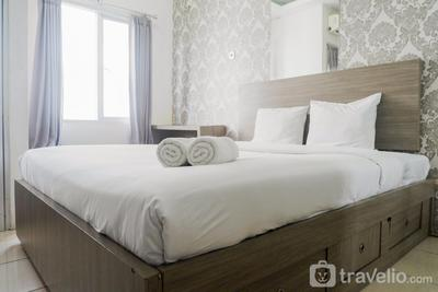 Relaxing Studio Apartment at Pavilion Permata By Travelio
