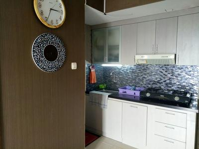 Simply Comfy 2BR Apartment @ Bogor Valley By Riri
