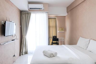 Compact Studio Apartment at Akasa Pure Living BSD By Travelio
