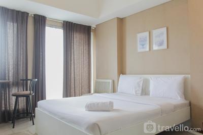 Strategic and Modern Studio Apartment at Bintaro Plaza Residence By Travelio