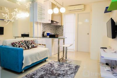 Comfort 2BR at Bassura City Cipinang Apartment By Travelio
